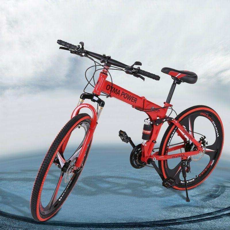 Full suspension Mountain Bike Bicycle Disc Bikes MTB