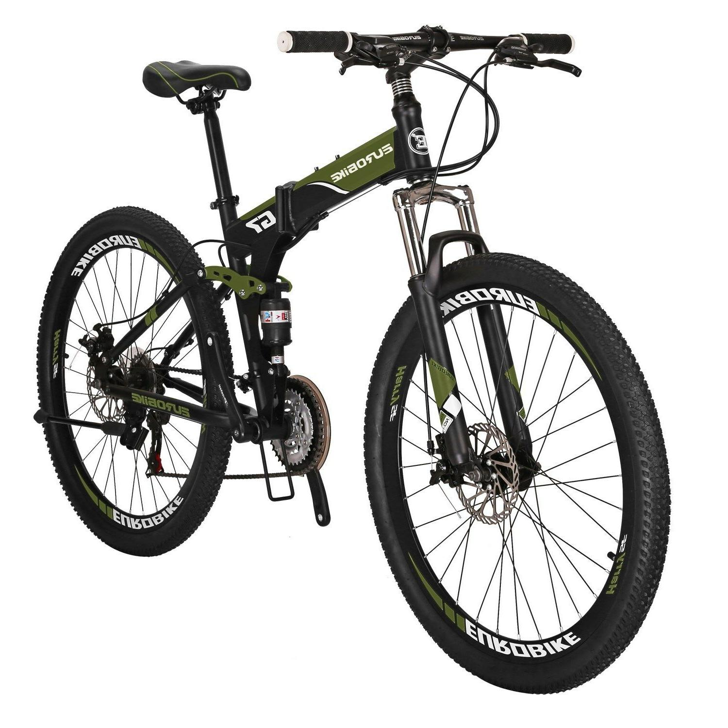 "27.5"" Mountain Speed Bicycle Mens"