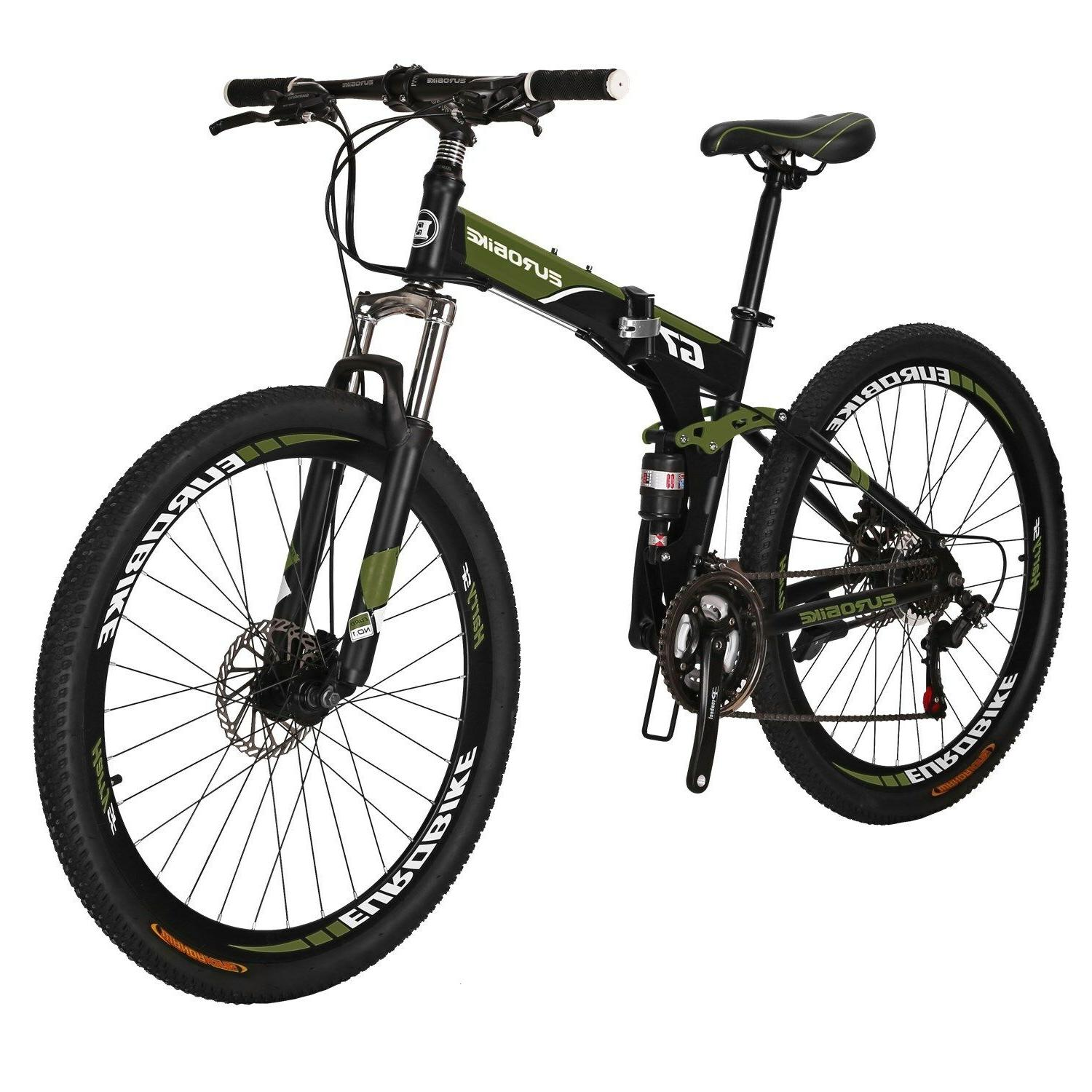 "27.5"" Suspension Mountain Bicycle Mens Disc"