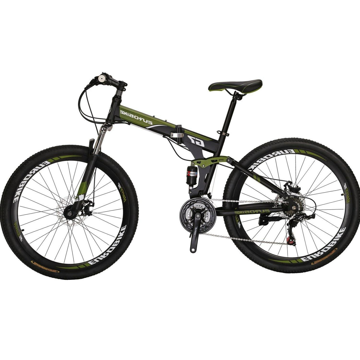27 5 full suspension folding mountain bike