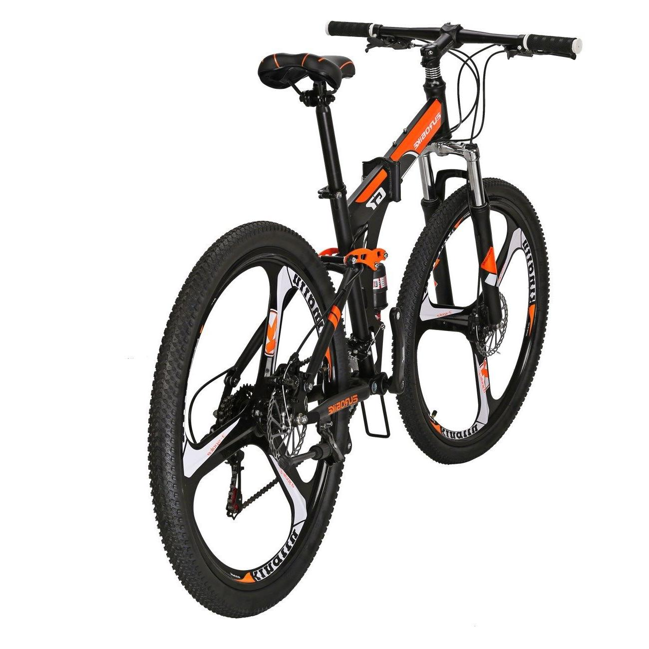 Full Suspension Bike Mens 21 wheels