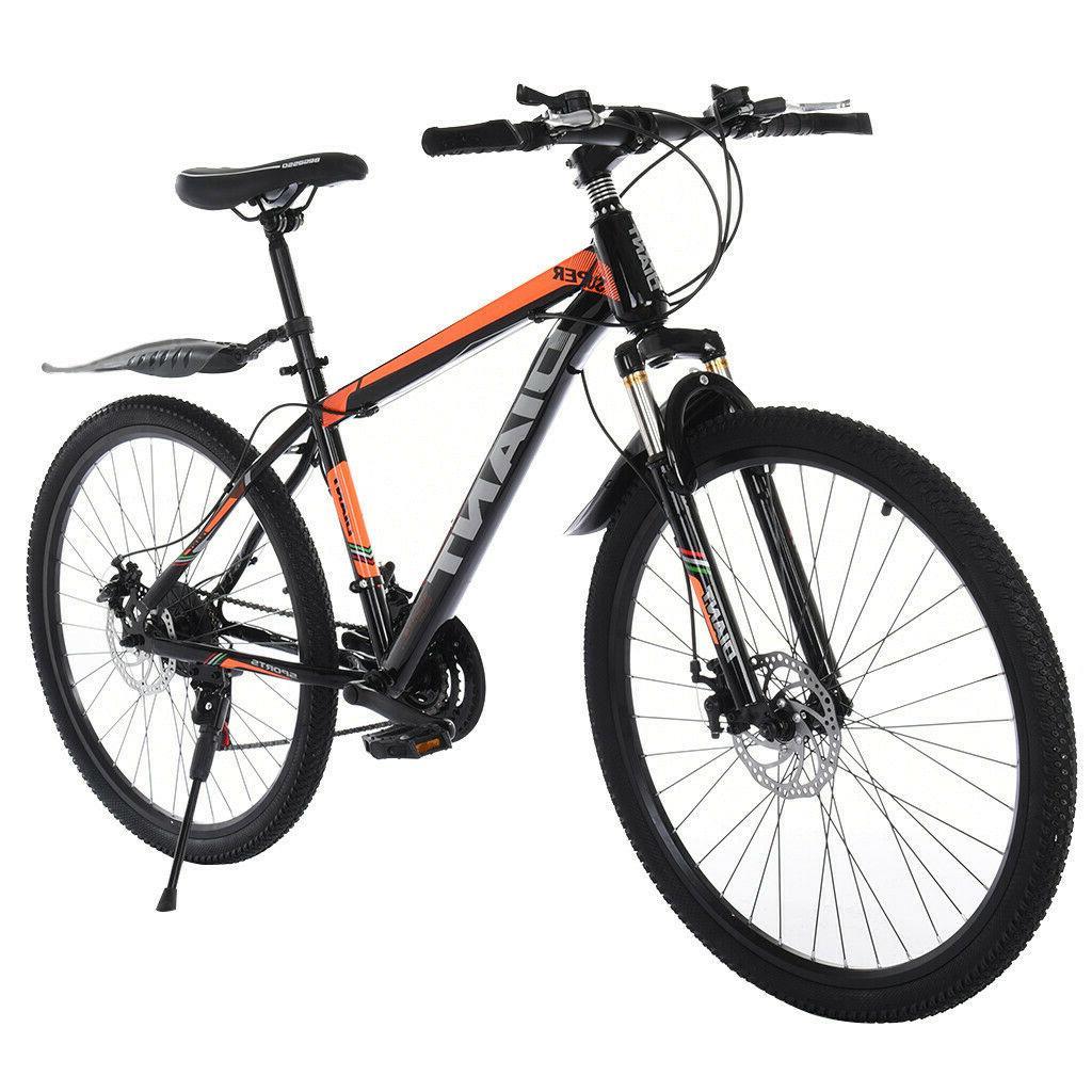 Full 21 Speed Brake Women&Men's Bikes