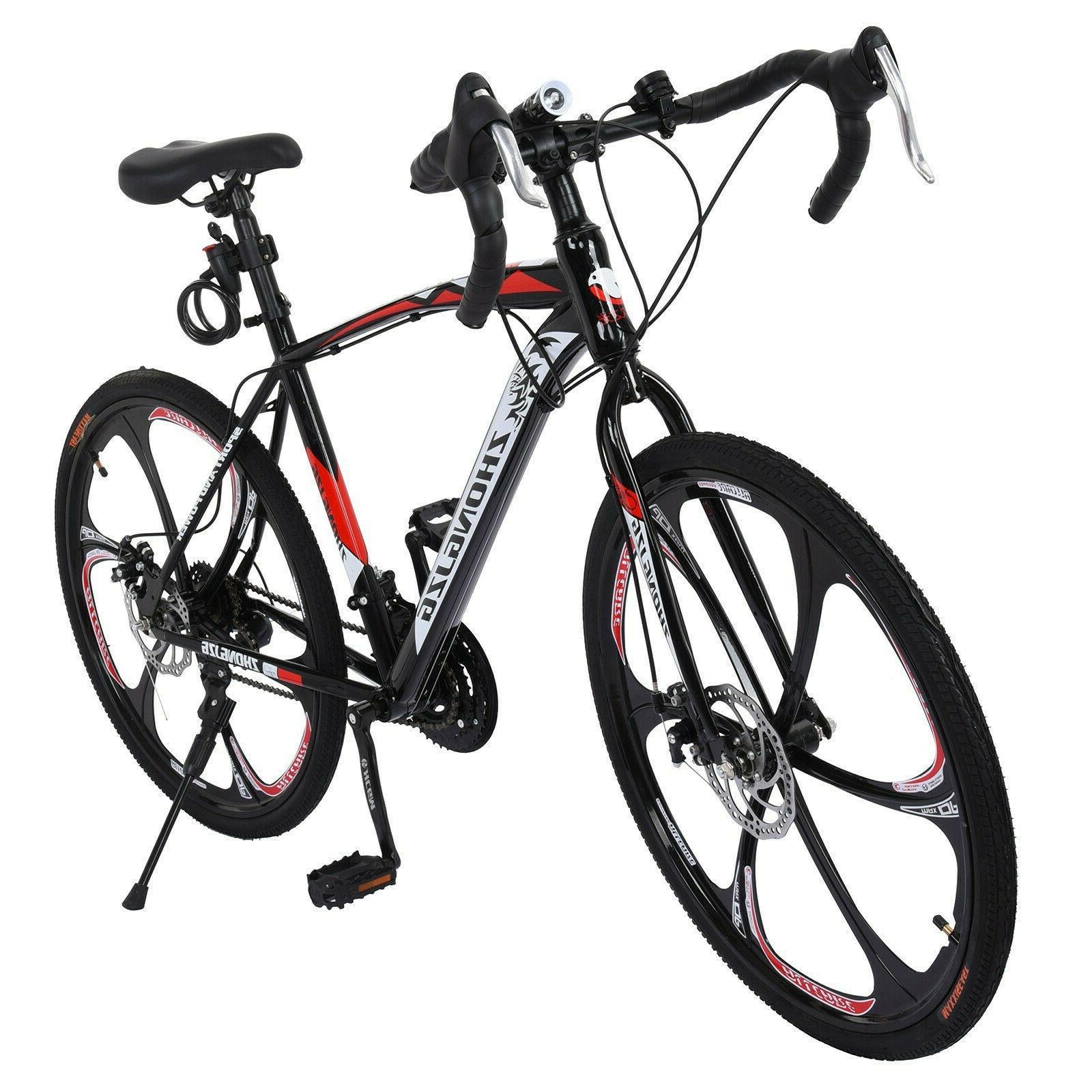 Full Mountain Bike 21 Women&Men's Bikes
