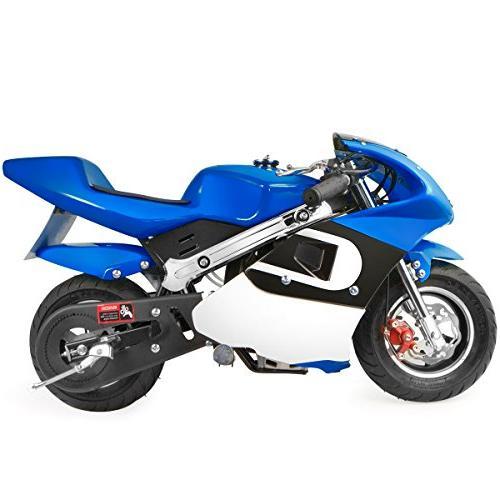XtremepowerUS Motorcycle 40cc
