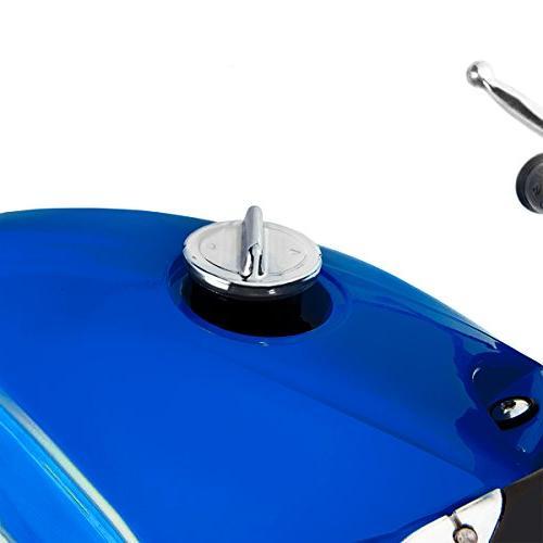 XtremepowerUS Gas Bike Motorcycle 4-Stroke Engine