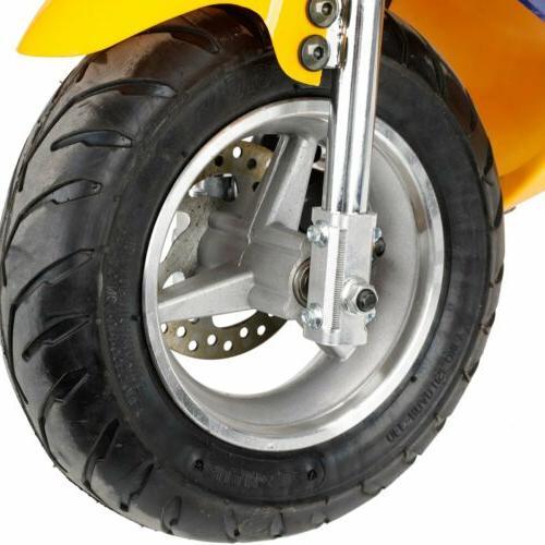 Gas Bike Mini Powered 49CC Engine Fit