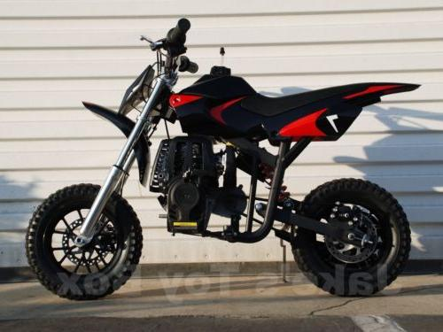 Gas Dirt 40cc Bike Red