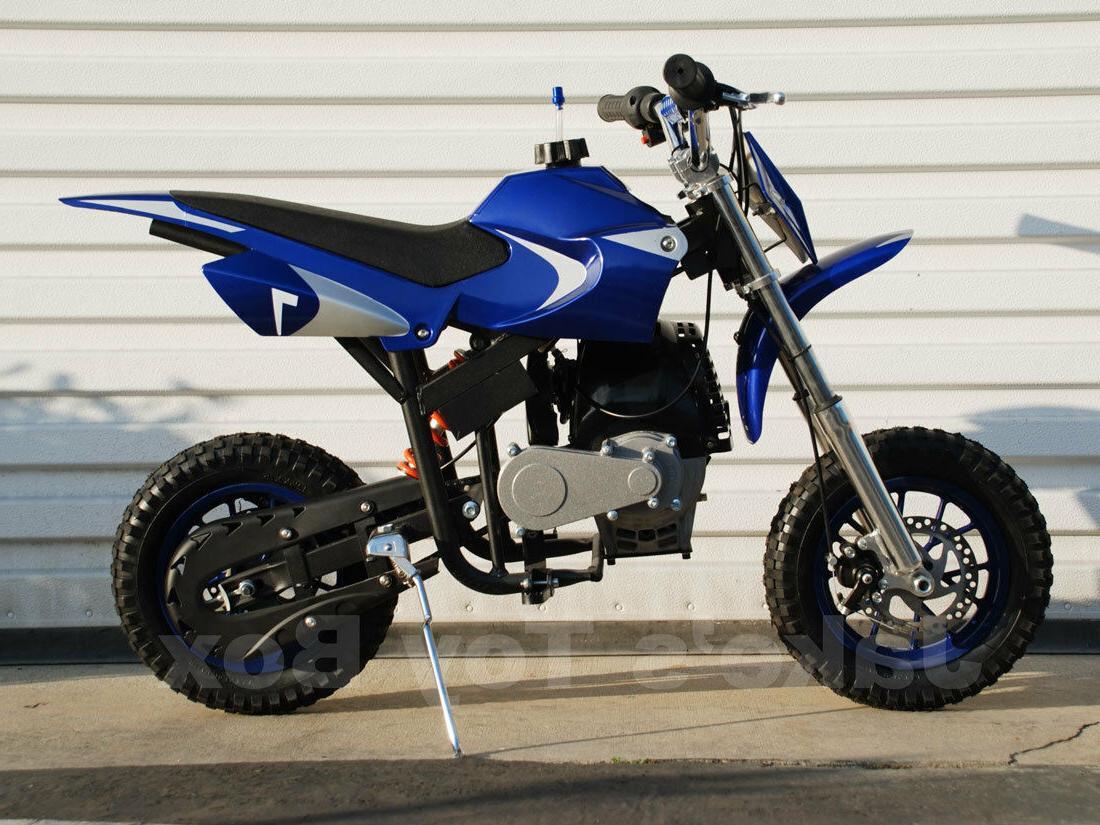 40cc Straight Dirt Bike for kids -