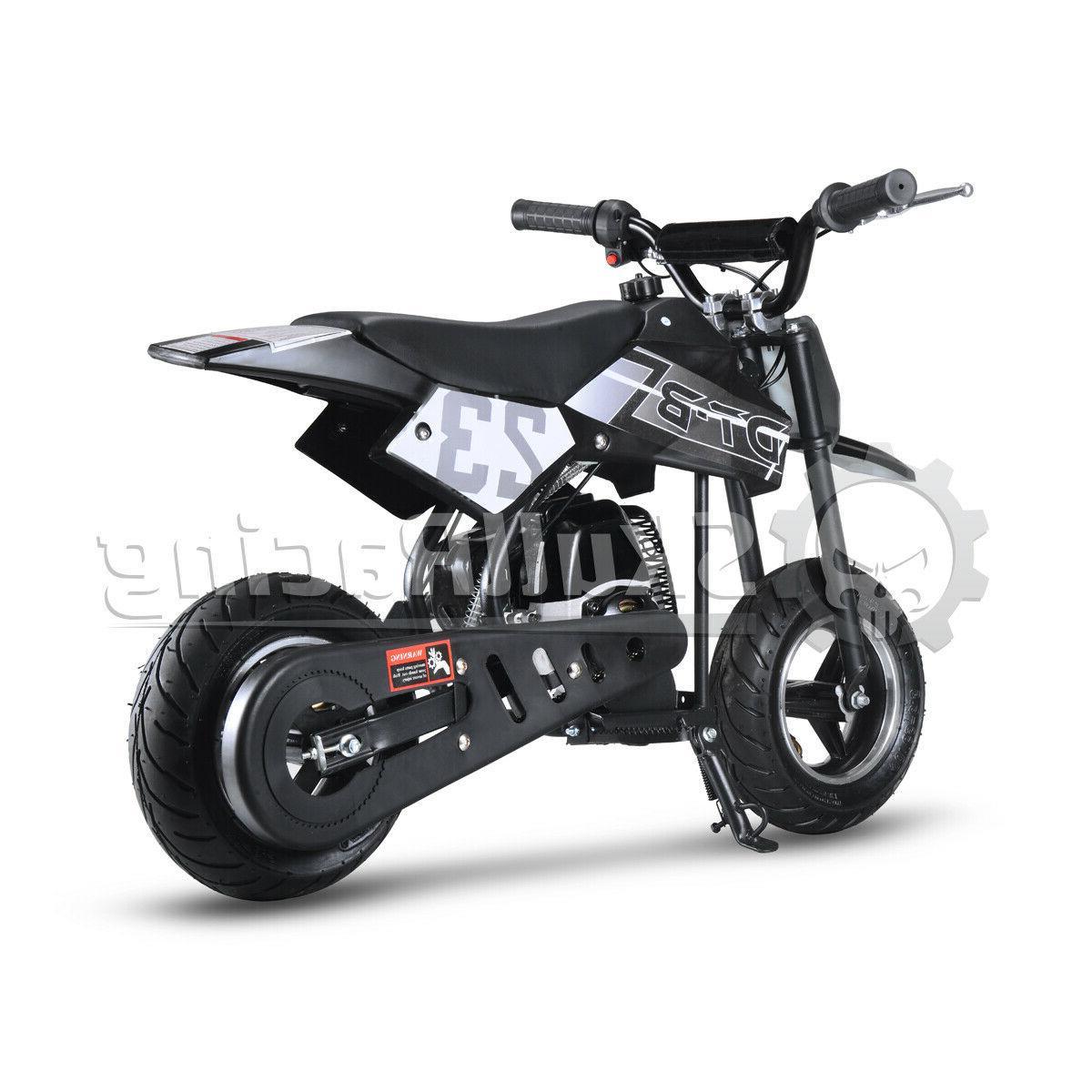 SkullRacing Mini Motorcycle