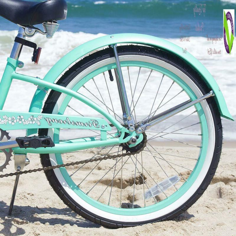 Firmstrong Girl'S Classic Single Cruiser Bicycle