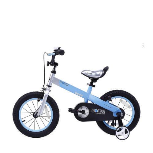 """Girls Bike 12"""" Bike With Training Wheel 14"""" Boys RoyalBaby"""