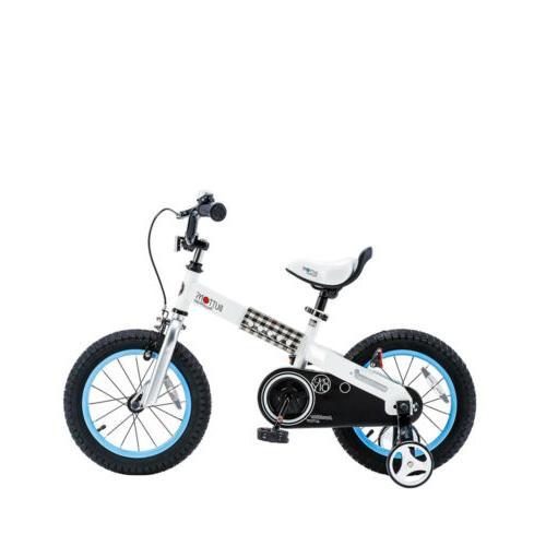 "Girls Bike Bike With 14"" Bicycle Boys RoyalBaby"