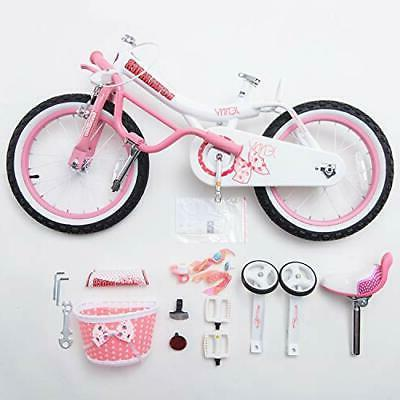 Girls Bunny 18 Bicycle 3-12 Old T