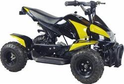 350 Watt Gobi Electric Ride on Mini Quad Sport ATV for Kids,