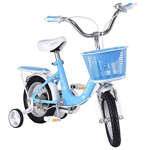 "Goplus Bike Boy's and Girl's Training Wheels Perfect for 16"""