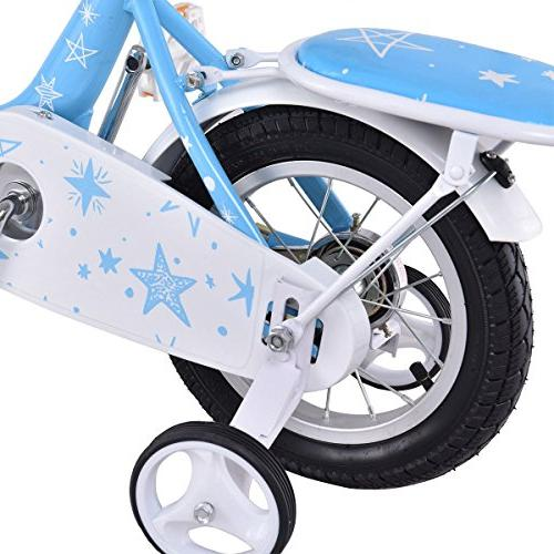 """Goplus Kids Boy's and Girl's Bicycle Training Perfect for Kids, 16"""""""