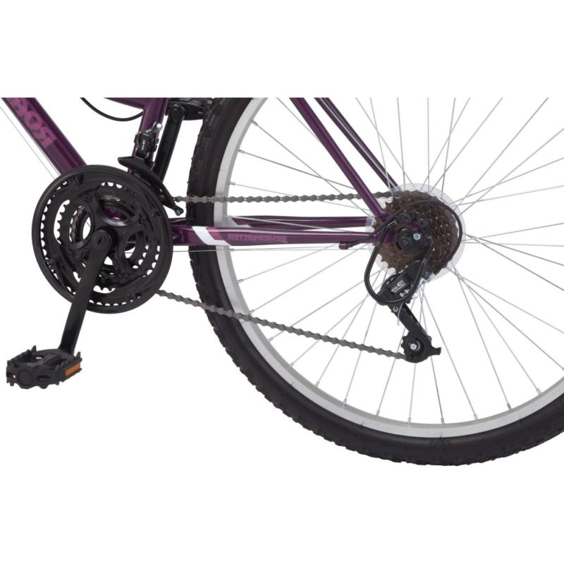 "26"" Granite Women's Purple Mountain Bike"
