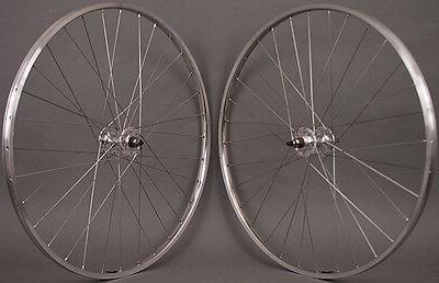 H  Plus Son TB14 Silver Rims Fixed Gear Track Bike SingleSpe