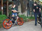 Addmotor HITHOT H2 Mountain Bike 500W 48V Motor Electric Bic
