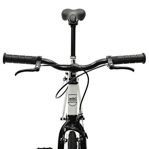 Critical Fixed Gear Urban Bike;