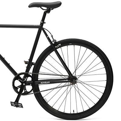 Fixed Urban Commuter Bike; 57cm, Matte
