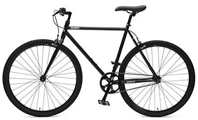 Critical Cycles Fixed Bike; 57cm, Matte