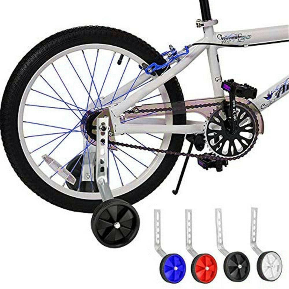 Heavy Duty Children Bicycle Stabilisers Kids Training Wheel