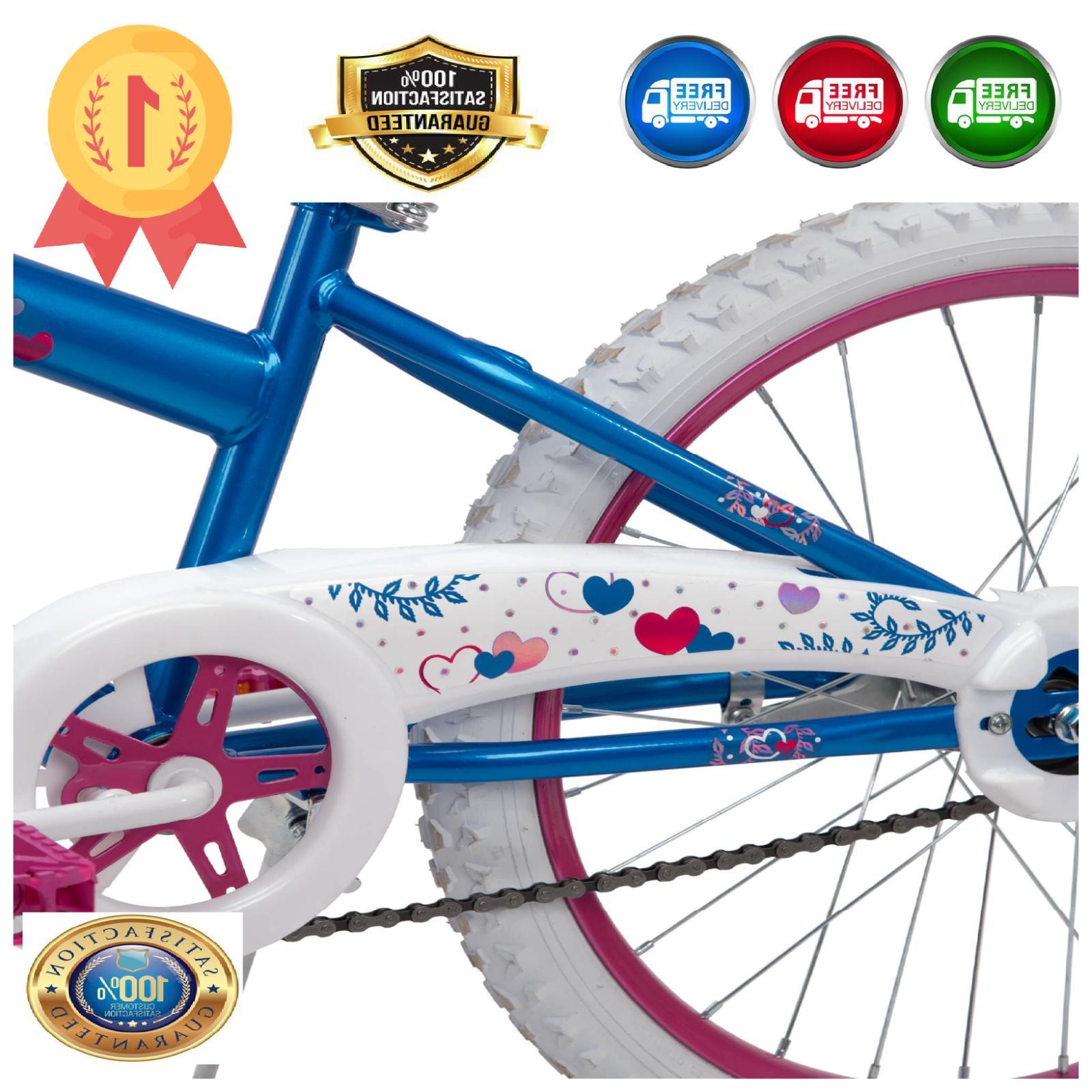Huffy Girls' Bike, Pink