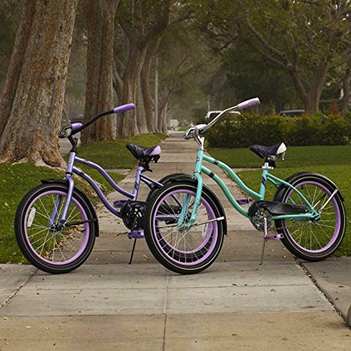 Huffy Bicycle Kids Cruiser Bike Teal