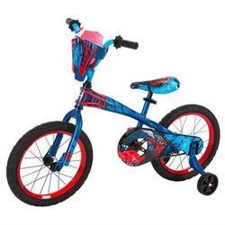 Boys 16 inch Huffy Spider-Man Titan Hero Bike