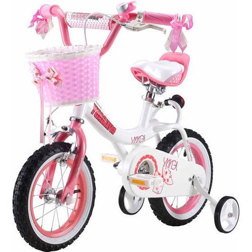 RoyalBaby Jenny Girl's Bike with basket 12 14 16 or 18 inch