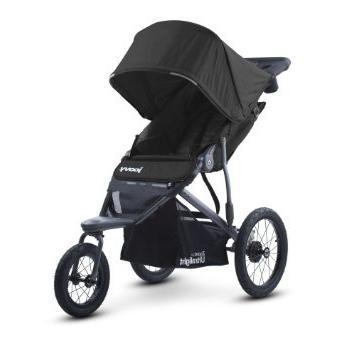 Premium Jogger Seat Compatible, Travel Systems Infants, Ultralight, Color + 2