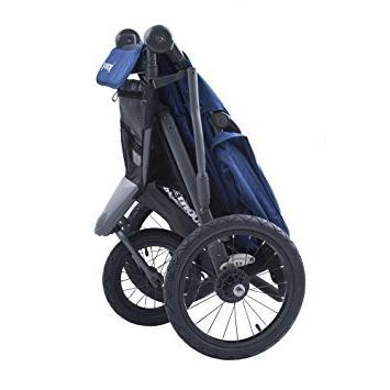 Premium Seat Umbrella, Travel Systems Ready! Infants, Toddlers Kids, Ultralight, Black 2