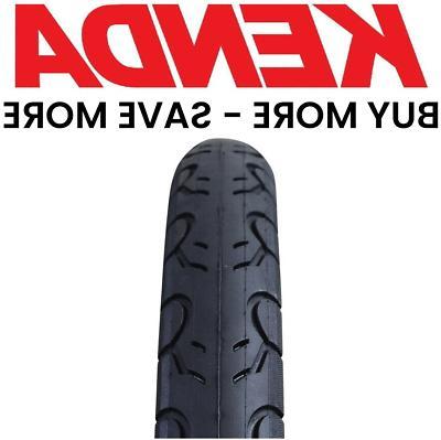 Kenda K-193 Kwest Commuter Wire Bead SRC/PRC Bike Tire, Blac
