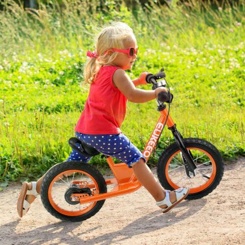 Sport Balance Bike Walking Bicycle Cycling Training W/ Adjus