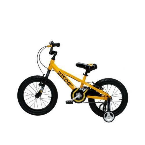 Kid's Bike Burly 16 Inch Training Xmas Boys