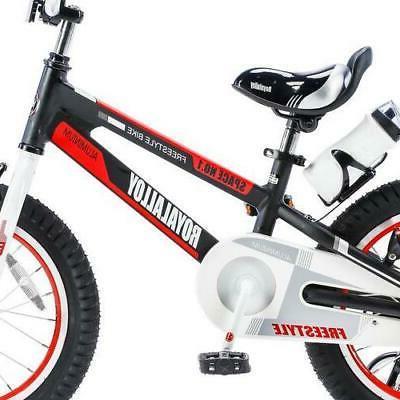 Royalbaby Kids Bike Bicycle Boys Training Wheels BMX Aluminum 12 In