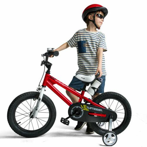 kids bike boys girls freestyle bicycle 12