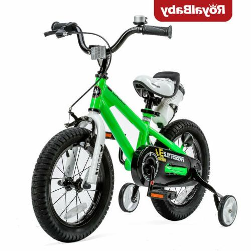 RoyalBaby Girls Freestyle Bicycle14 with