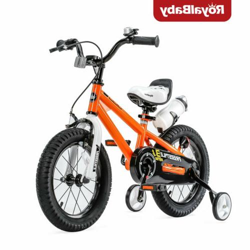 RoyalBaby Kids Bike Girls Freestyle inch