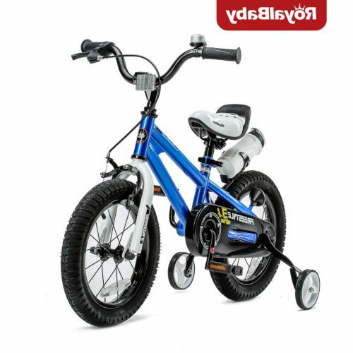RoyalBaby Kids Boys Girls Bicycle
