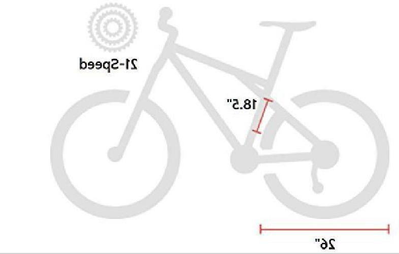 Kent Bike, 26-Inch