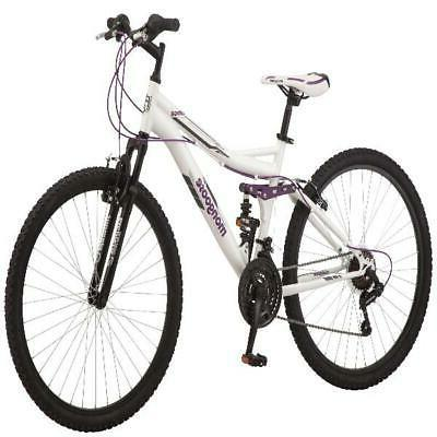 Mongoose 2.1 Bike, 26-inch speeds,