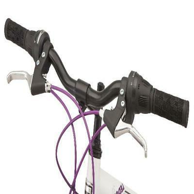 Mongoose Ledge 2.1 Bike, 26-inch wheels, speeds, womens white
