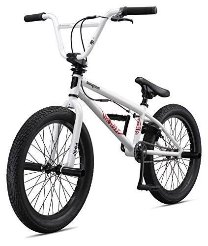 Mongoose Freestyle BMX Bike, 20-Inch Wheels