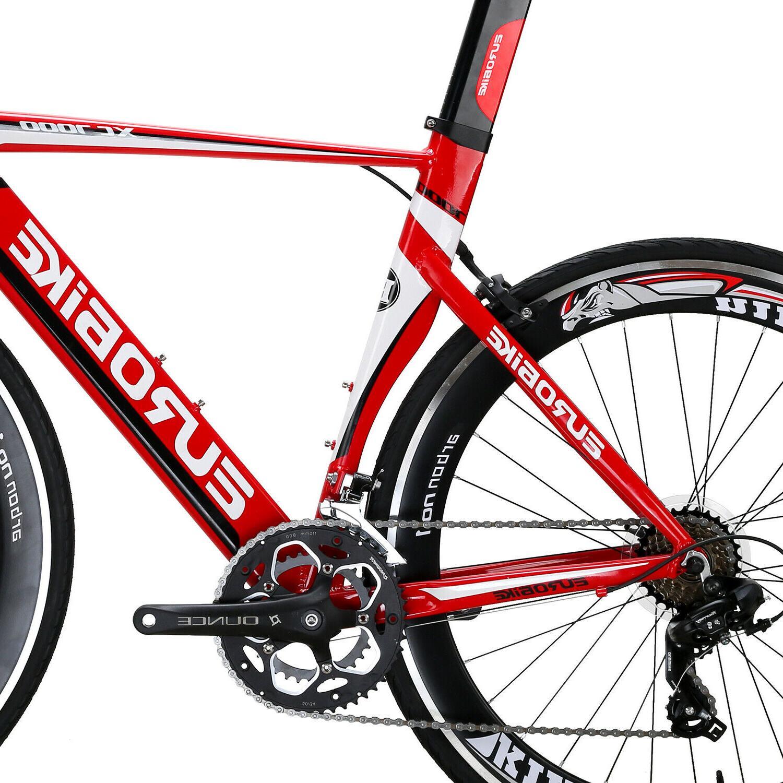 Light aluminium Road Shimano Bikes Bicycle 54cm