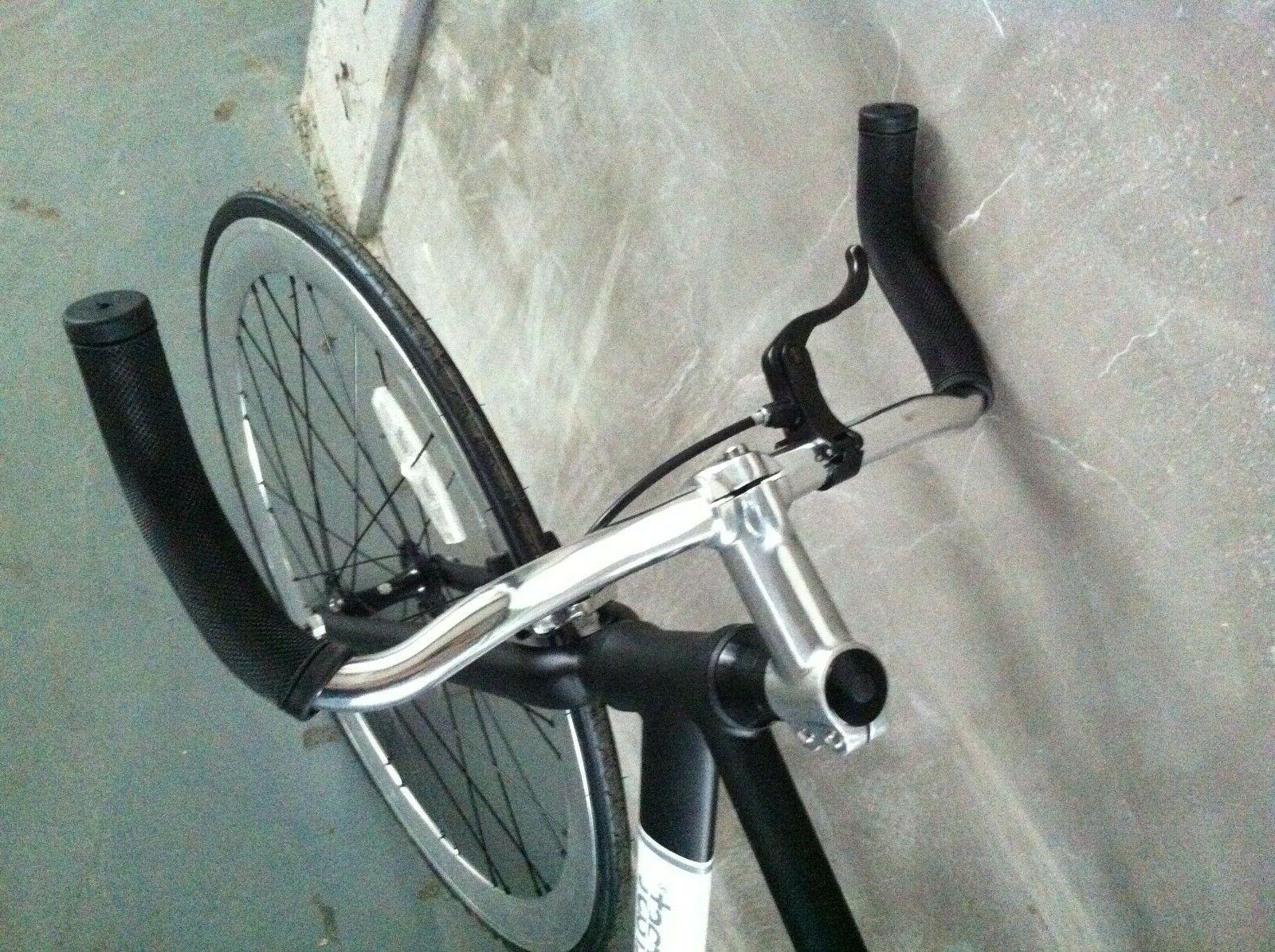 Kontrast Lightweight Aluminum Fixie 54CM,