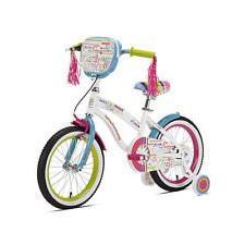 LittleMissMatched LOGOS Bike - 16 inch Girls Bike