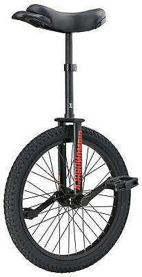 "Diamondback Bicycles LX Wheel Unicycle, Black, 20""/One Size"