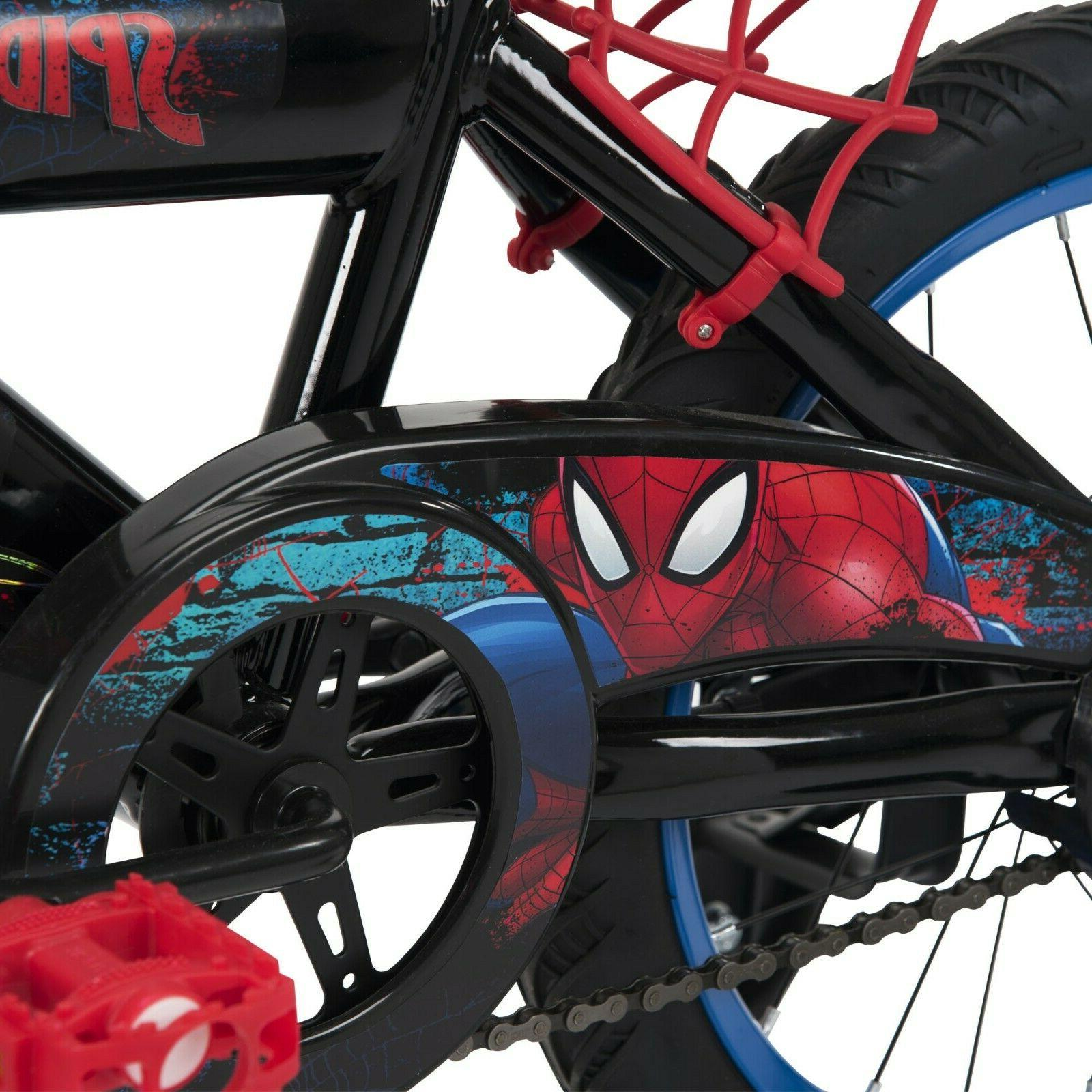 Huffy Marvel Spider-Man Bike, Plaque NEW